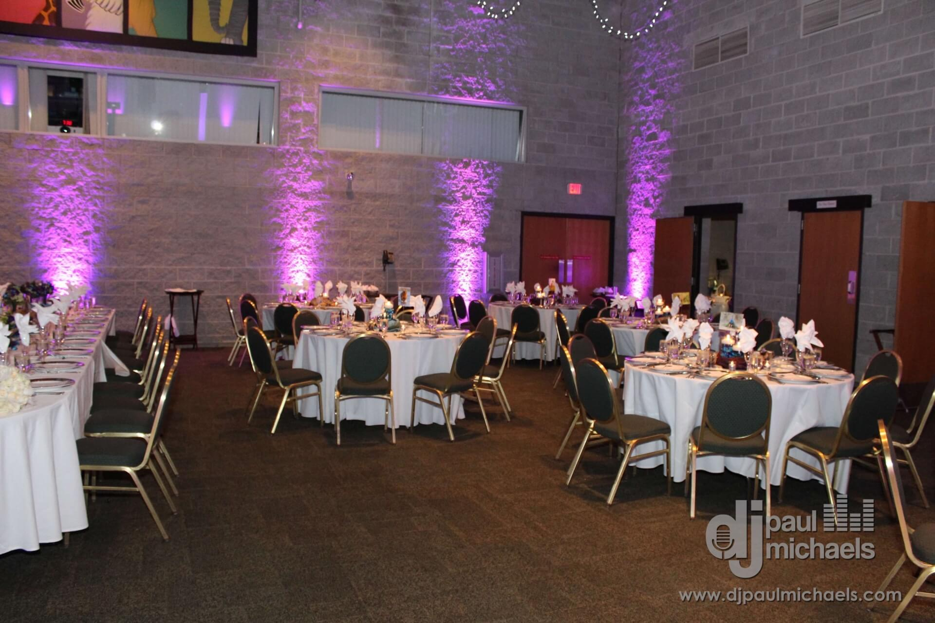 Alissa And Justins Brookfield Zoo Wedding Paul Michaels Events Blog