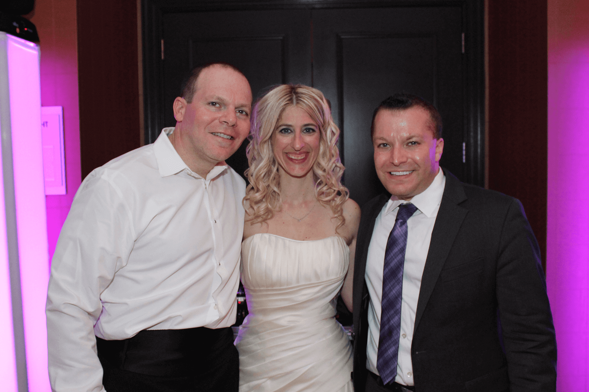 Hilton Orrington Evanston Wedding DJ Blog Cover