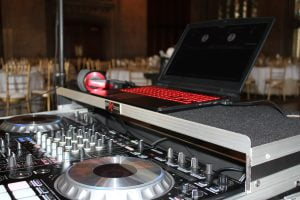 DJ table